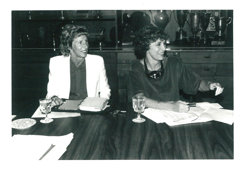 1987 OCC Board Members