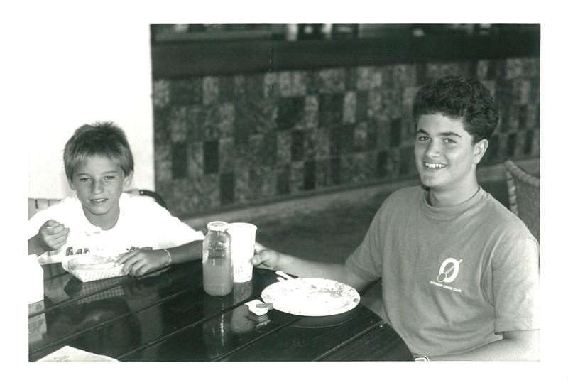 1987 Lunch Break