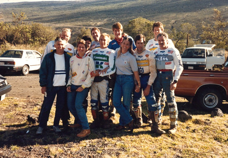 1987 Mauna Kea 200