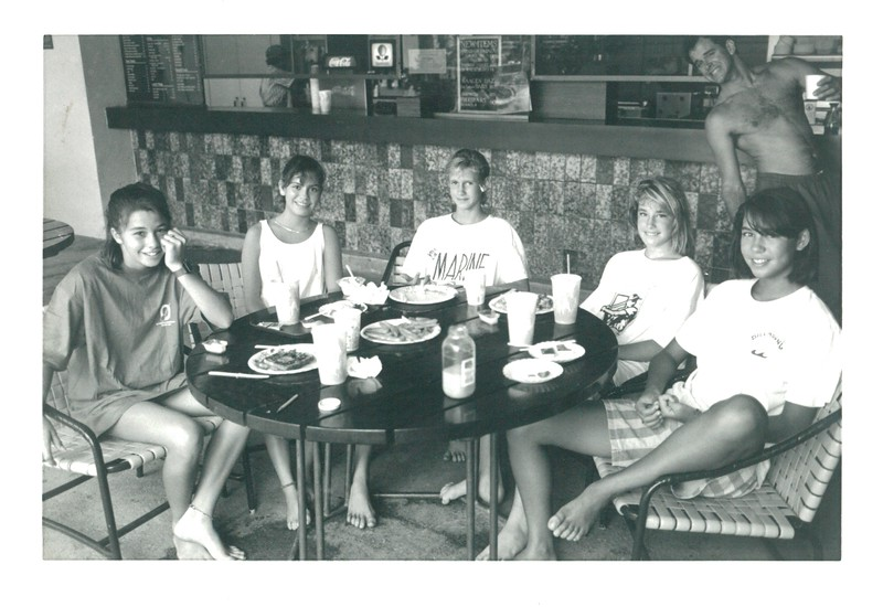1987 Saturday Breakfast at the Snack Shop