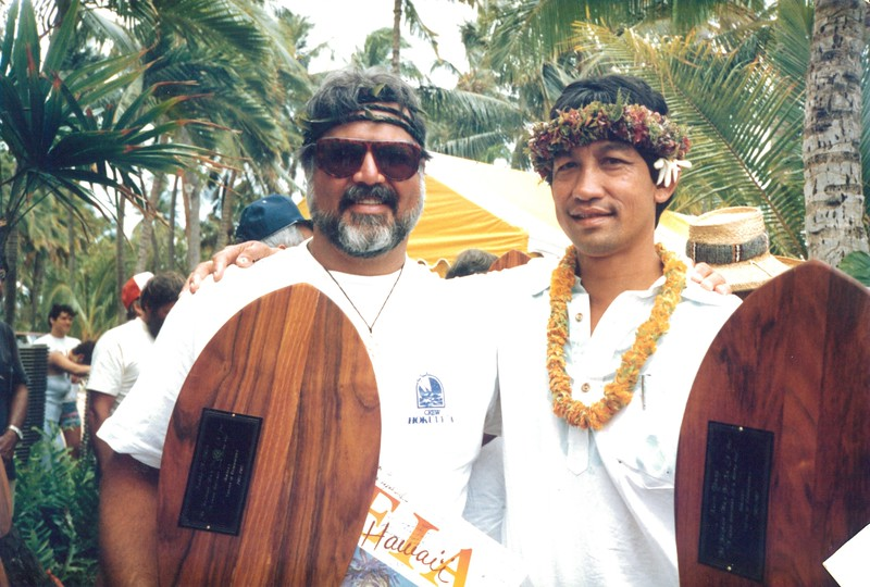 1987 Hokulea Crew Members