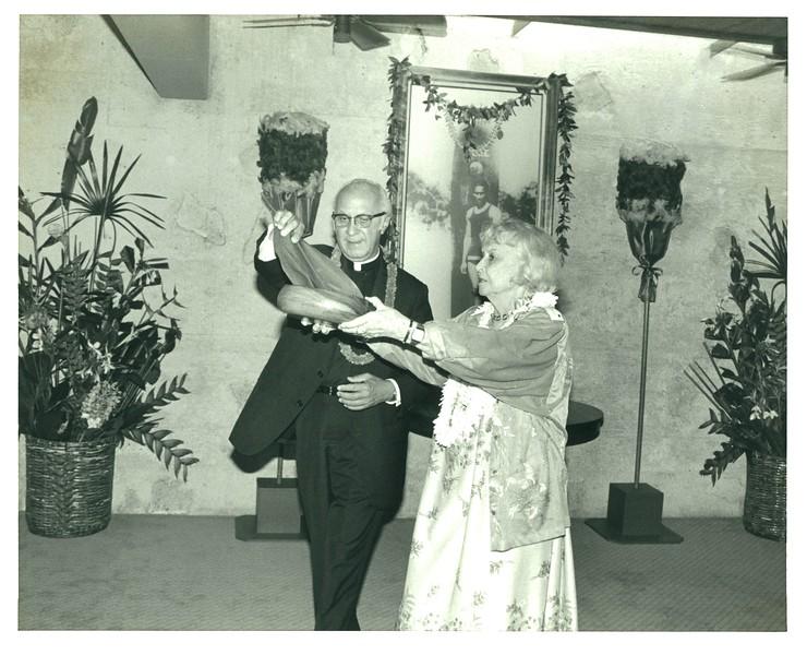 1987-08-24 Duke Room Dedication