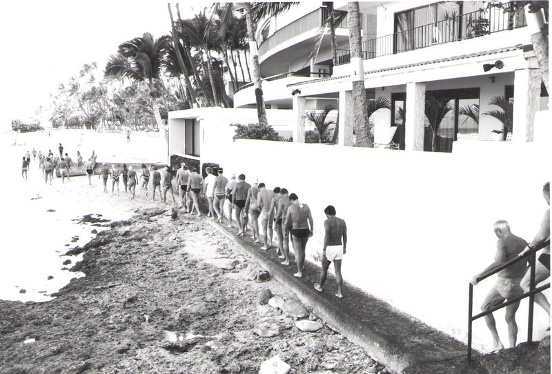 1987 OCC Invitational Swim