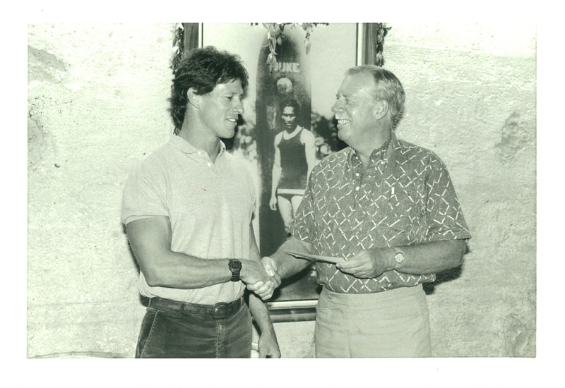 1987-09 ODKF Donation