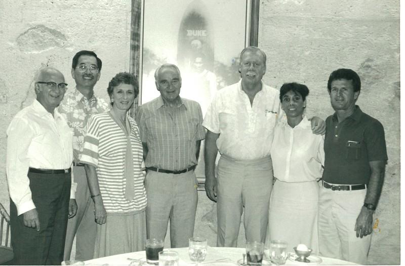 1987-07 ODKF Board of Directors
