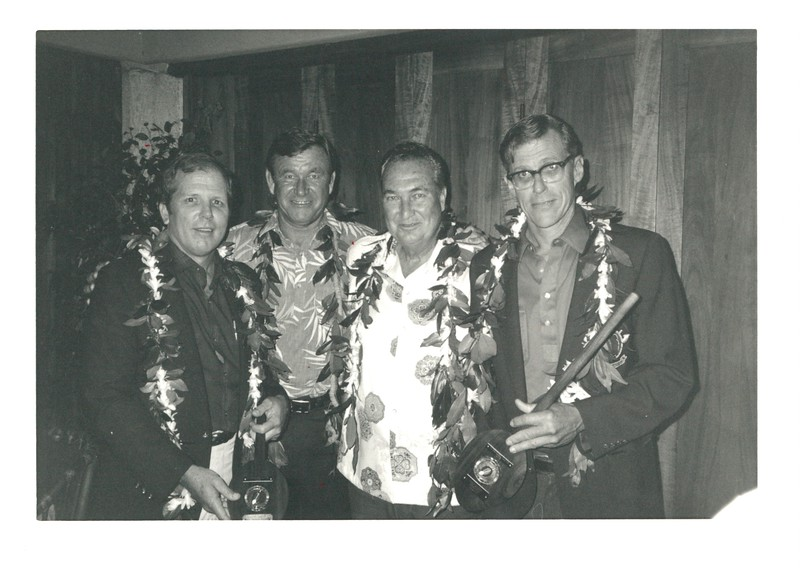 1987 Past Presidents Party