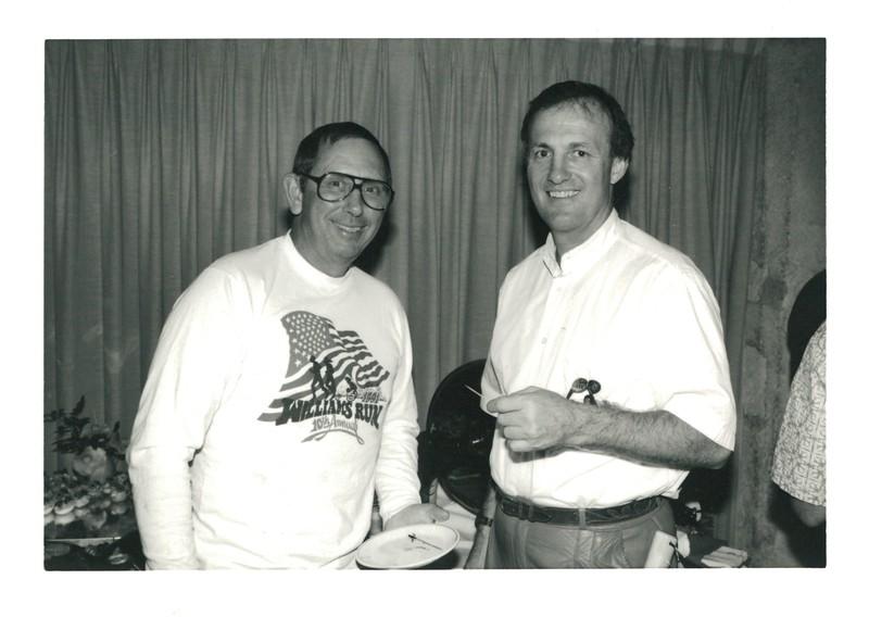 1987 Running Awards Party