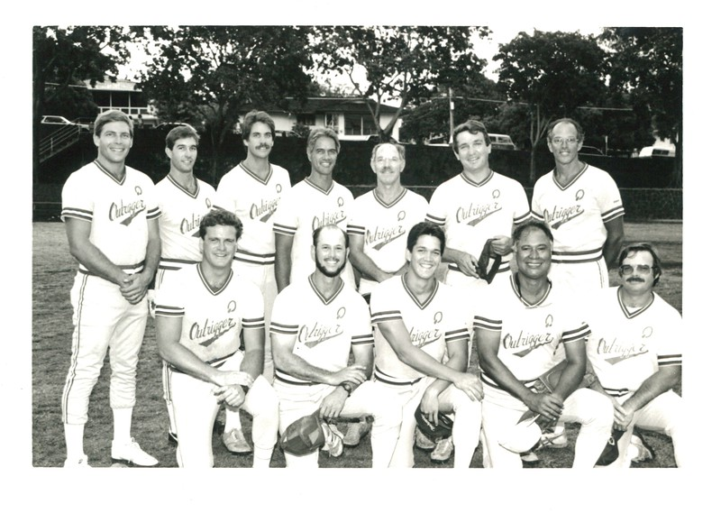 1987 OCC Softball Team