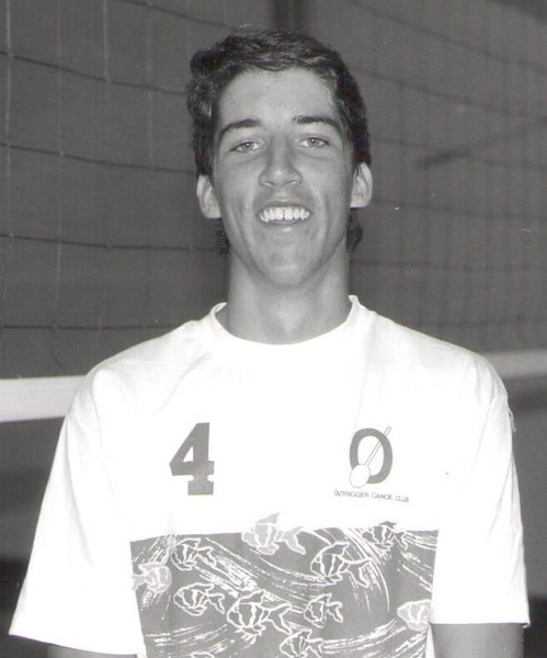 1987 OCC Junior National VB Team