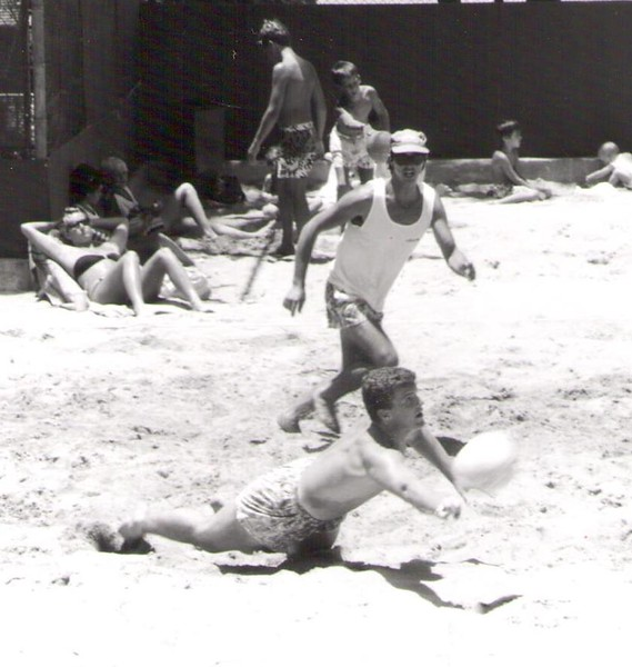 1987 State Sand VB Championships 8-30-1987