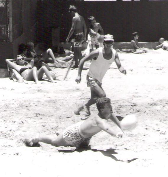 1987 State Sand VB Championships 8-30-1987