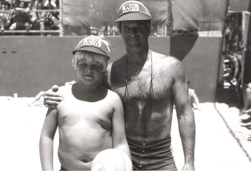 1987 State Sand VB Championship 8-30-1987