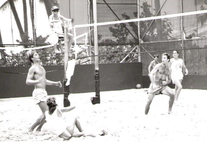 1987 Kane-Wahine VB Tournament 8-23-1987
