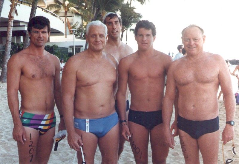 1987 Waikiki Roughwater Swim