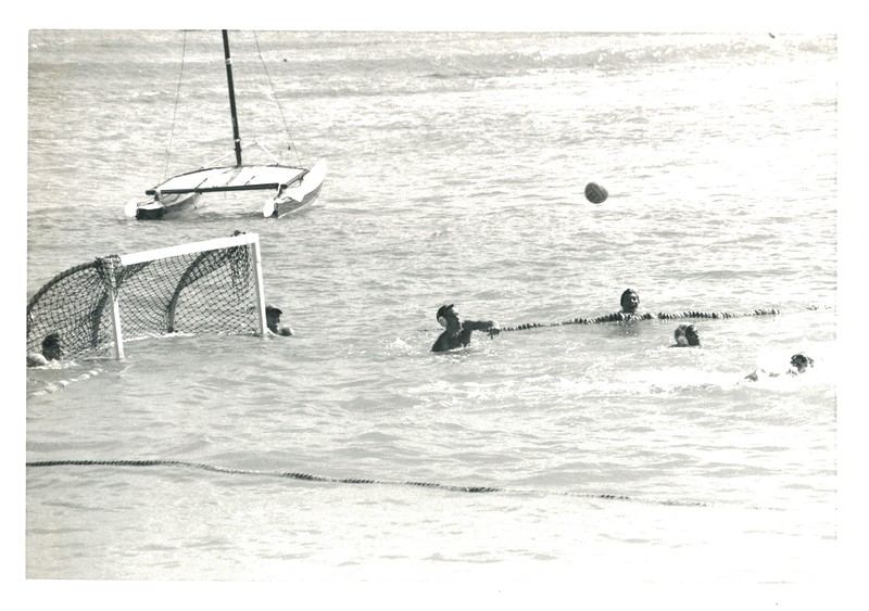 1987 OCC Water Polo Tournament