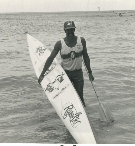 1987 Winter Ocean Kayak Race
