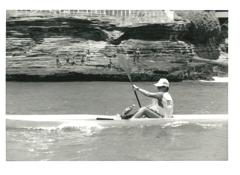1988 Molokai to Oahu Kayak Race