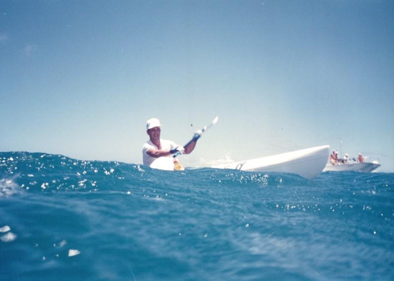 1988 Molokai to Oahu Kayak Race