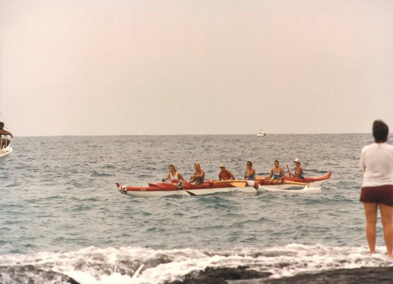 1988 Queen Liliuokalani Race Women