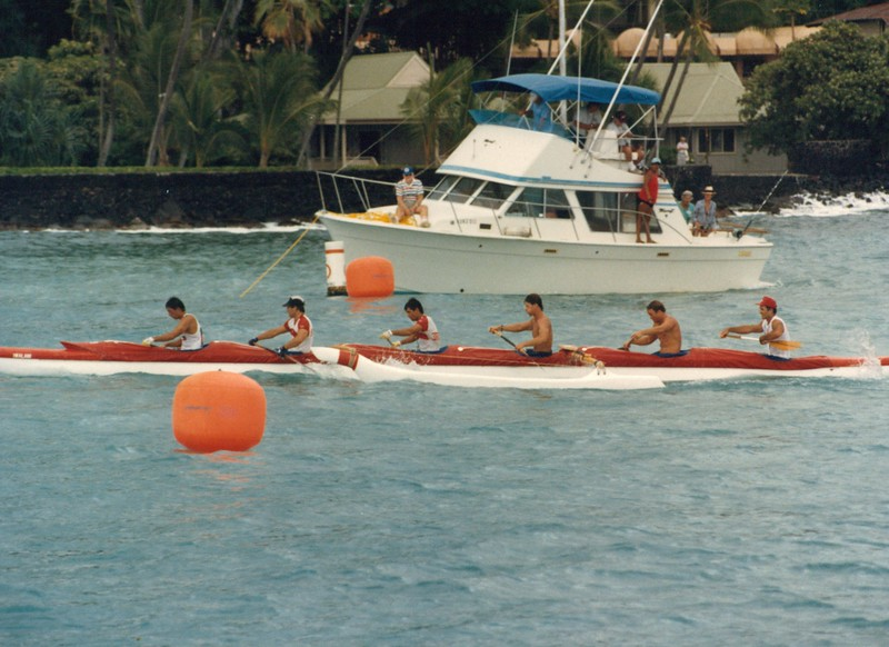 1988 Queen Liliuokalani Race  8-22-1988