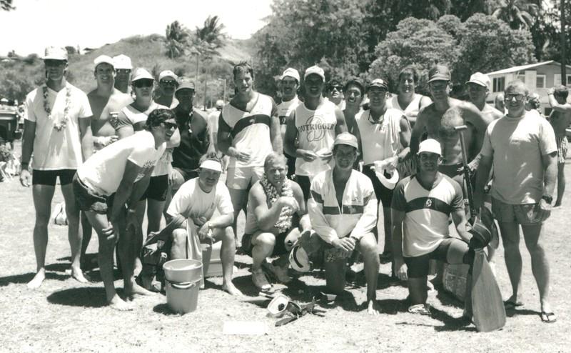 1988 Duke Kahanamoku Race 8-22-1988