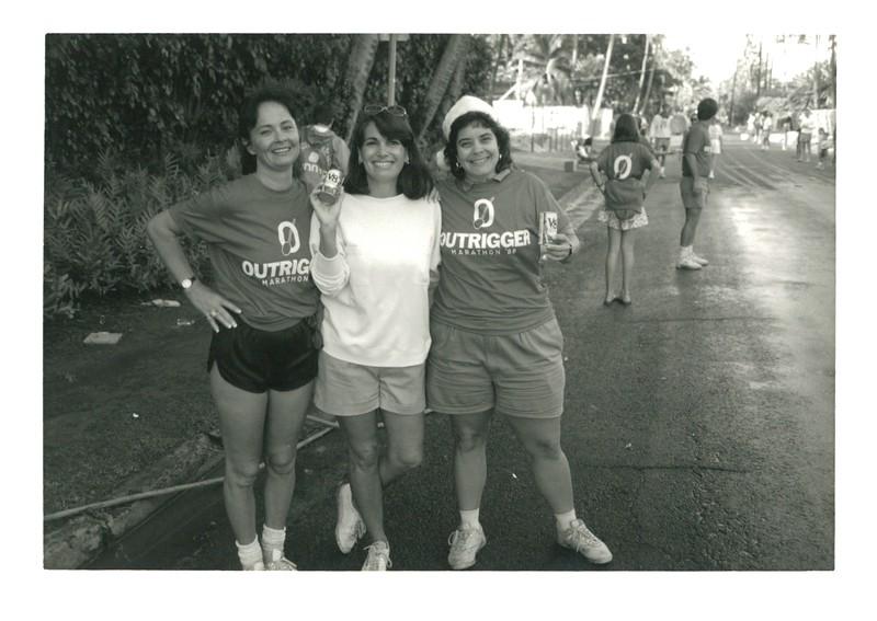1988  Honolulu Marathon