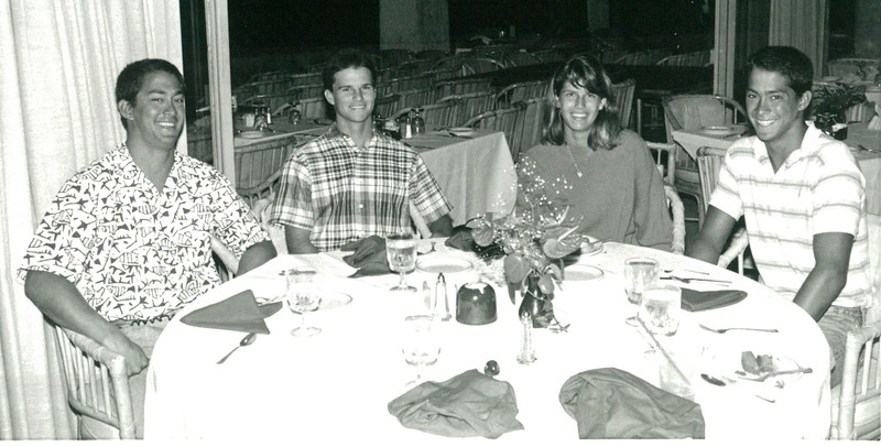 1988 Athletic Awards Banquet