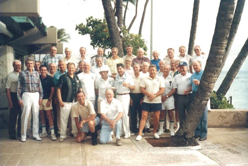 1988 Bourbon League Reunion