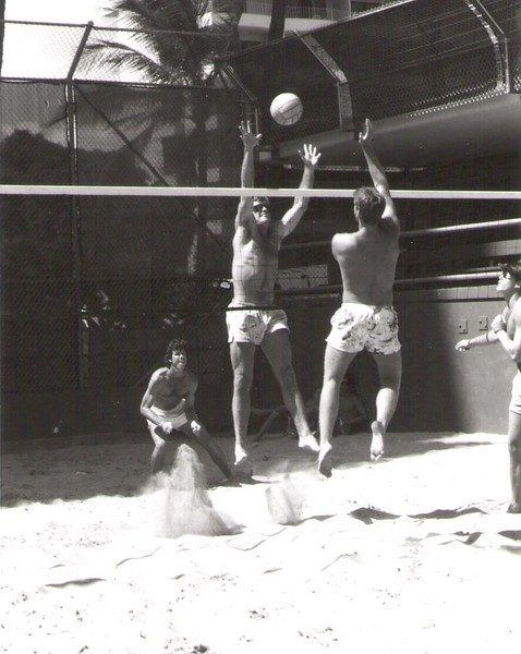 1988 Club Doubles VB Championship 7-31-1988