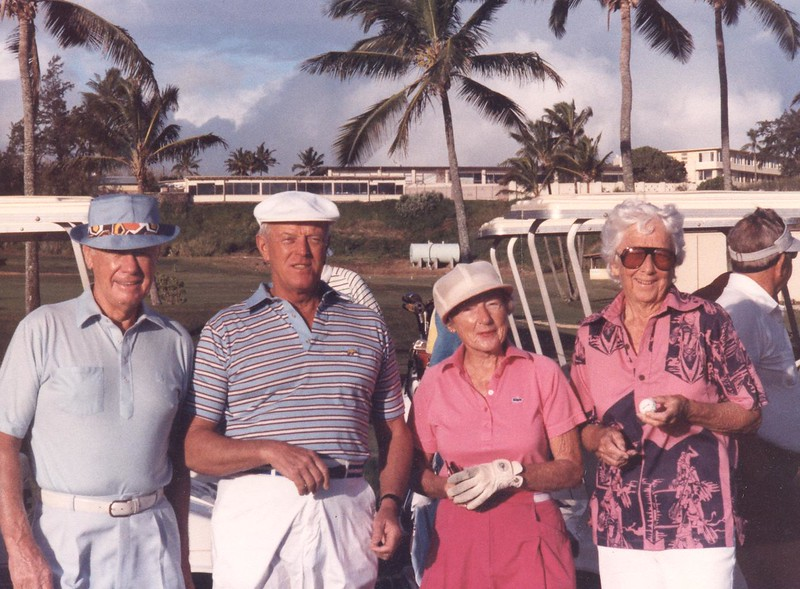 1988 Kaneohe Golf Tournament 2-12-1988