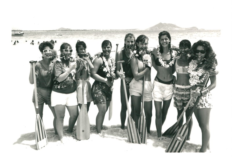 1988 Kamehameha Day Regatta