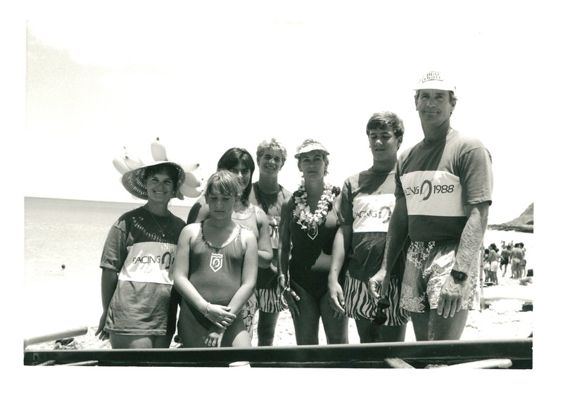 1988 Leeward Kai Regatta