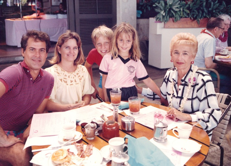 1988 Sunday Brunch