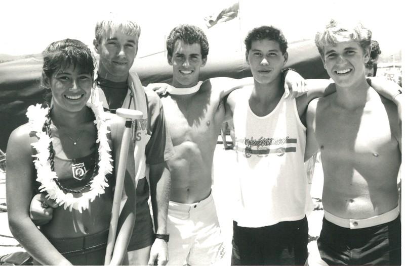 1988 U.S. Canoe & Kayak National Championships