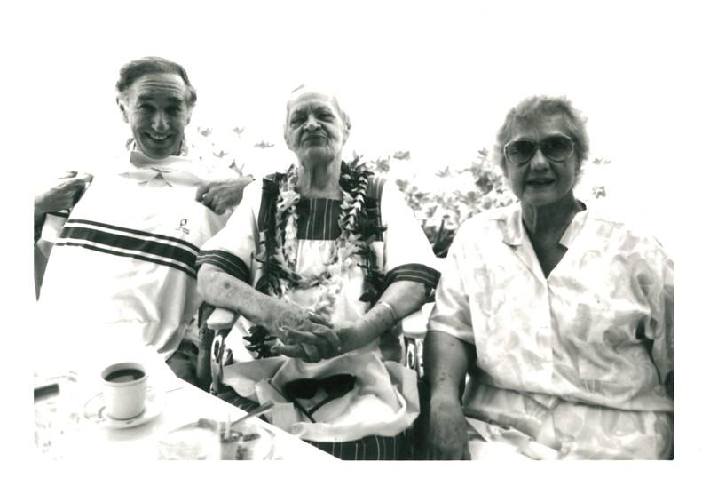 1988 Auntie Eva's 88th Birthday