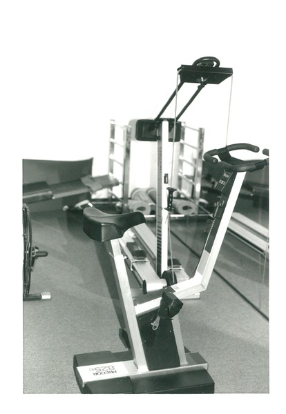 1988 New Weight Room Opens