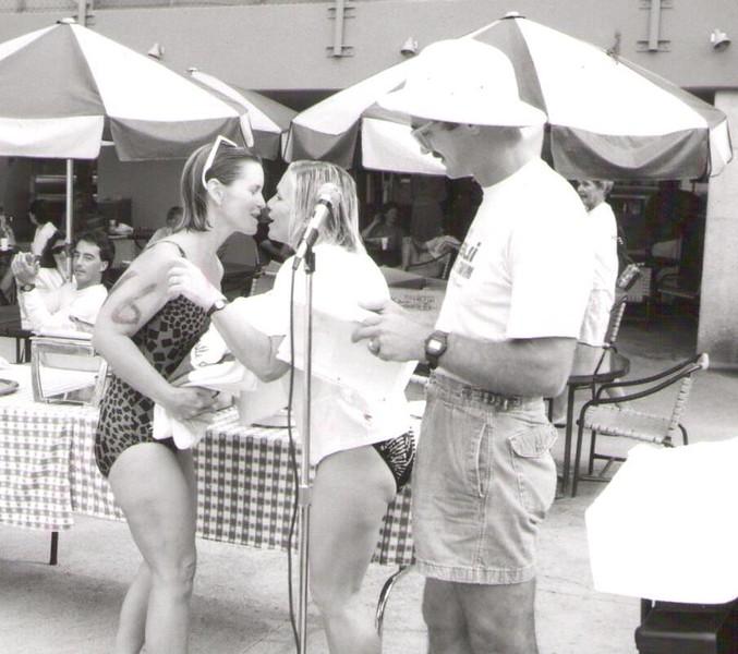 1988 OCC Invitational Swim