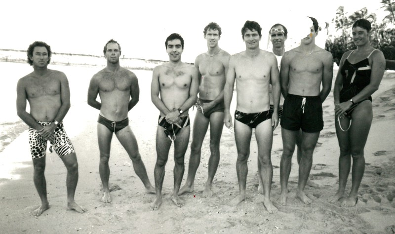 1988 Ocean Triathlon