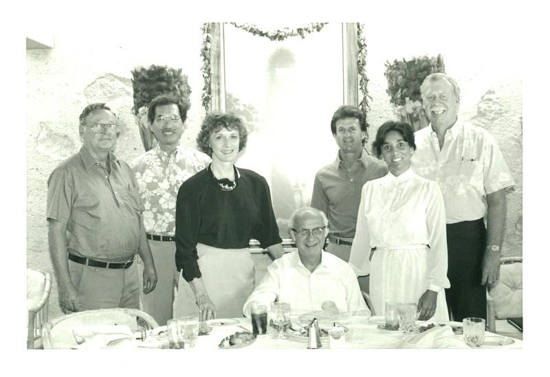 1988 ODKF Board of Directors