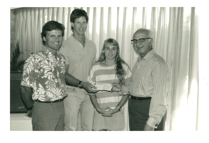 1988-08 Donation to ODKF