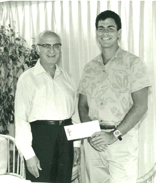 1988 ODKF Athletic Grant