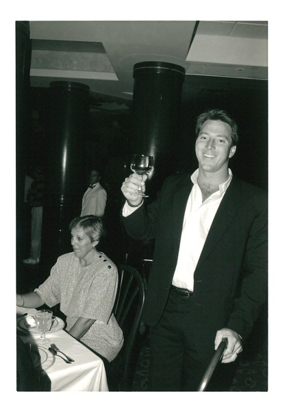 1988 Paddling Coaches Party