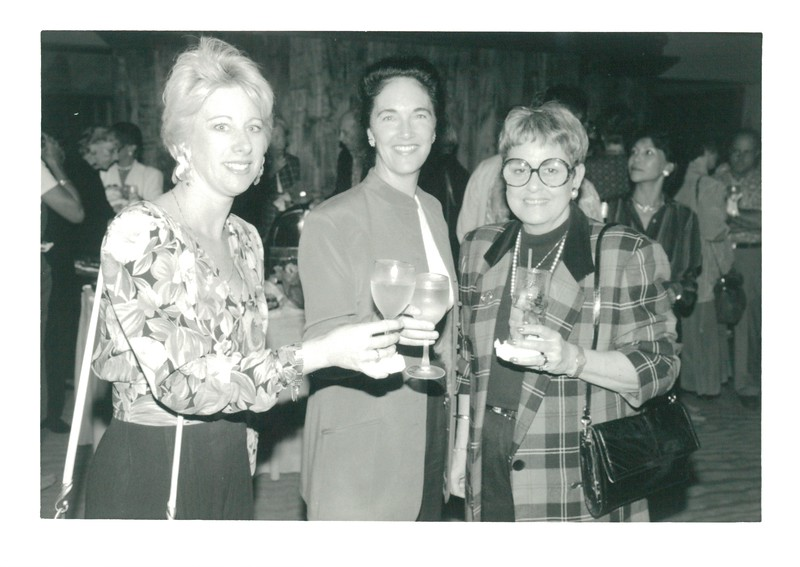 1988 Past President's Reception