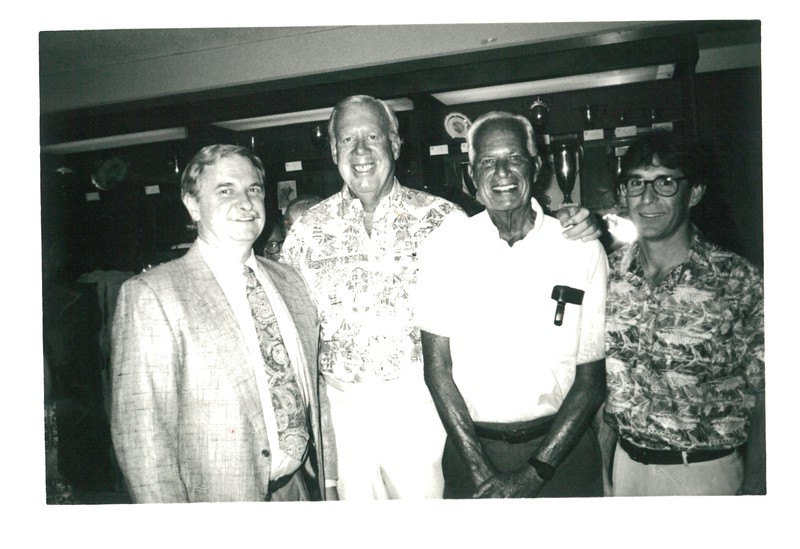 1988 Past President's Reception