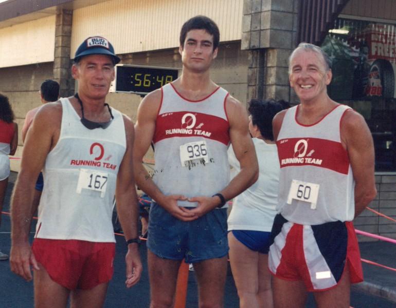 1988 Johnny Faerber 10K Run 4-24-1988