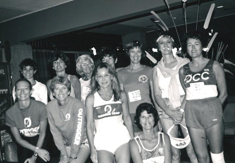 1988 Women's 10K Run 3-9-1988
