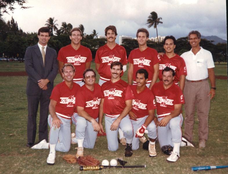 1988 OCC Softball Team