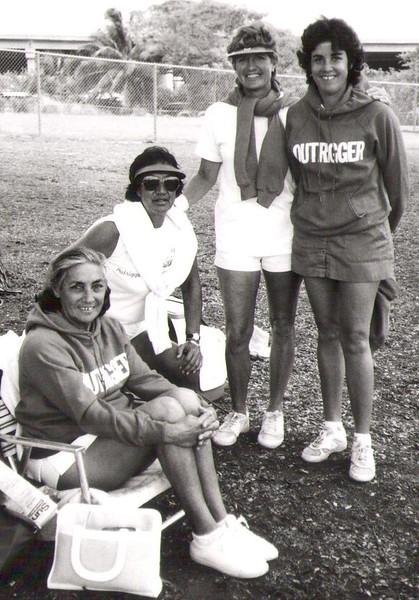 1988 OCC Tennis
