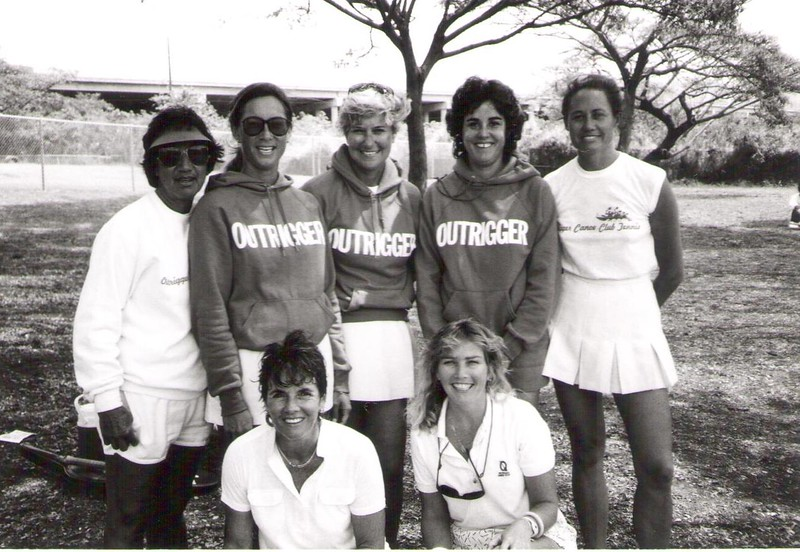 1988 Outrigger Tennis