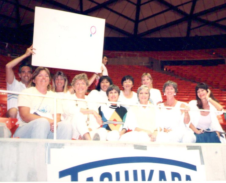 1988 USAV National Chamionships